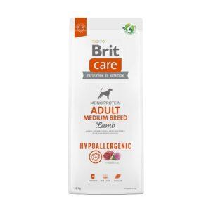 Brit Care Adulto Raza Mediana – Cordero y Arroz
